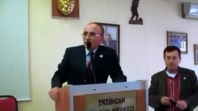 EKEV Erzincan Üniversite öğrencilerini ağırladı