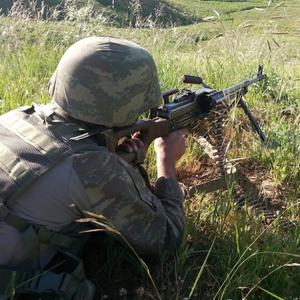 Erzincan'da bir terörist öldürüldü